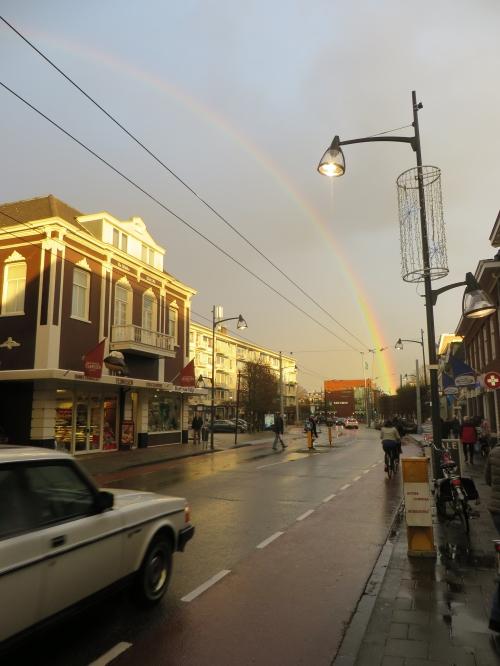 Regenboog in Velp