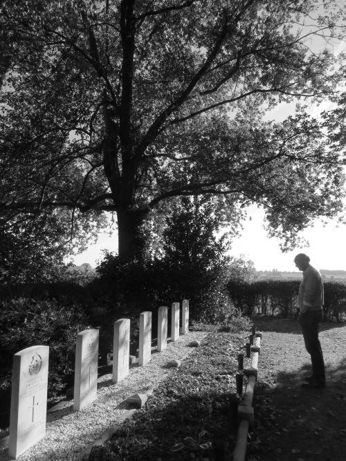 Graves second world war